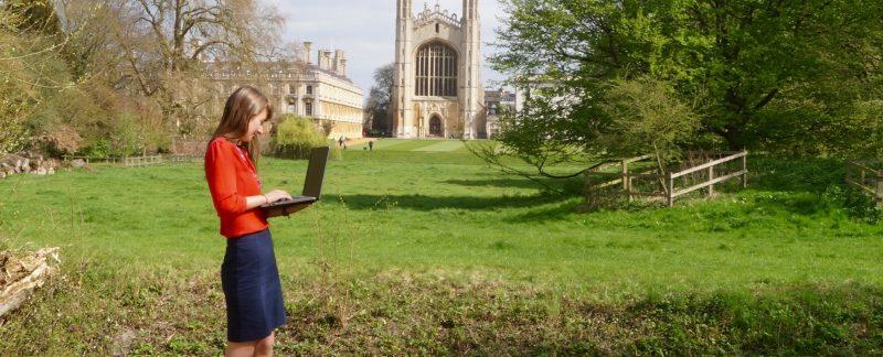 Cambridge Marketing internship for Conservation