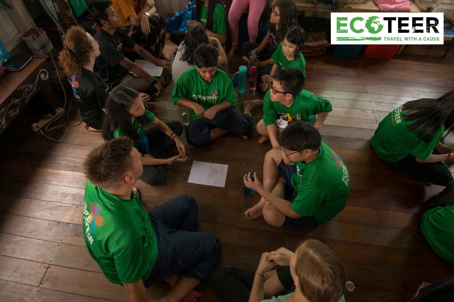 The Story Of Ecoteer